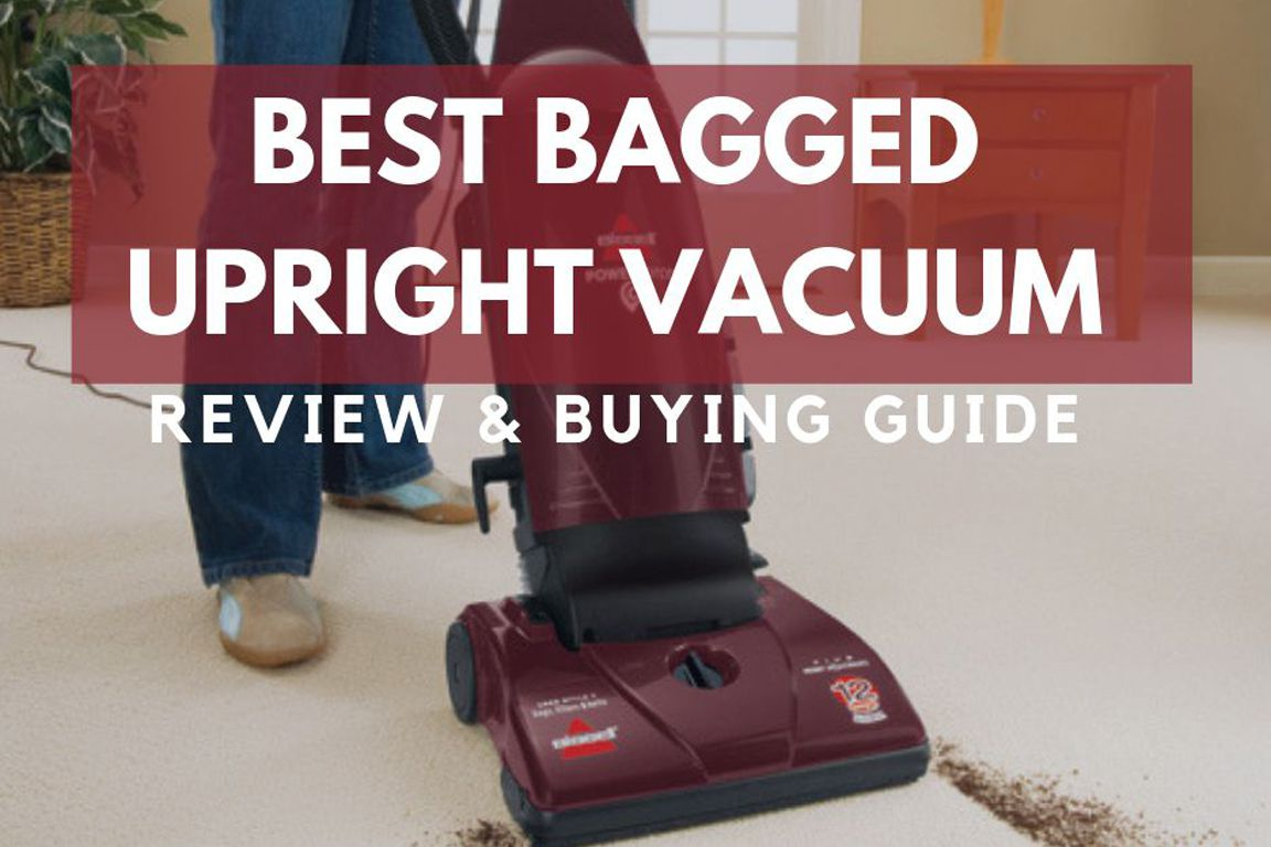Best Bagged Upright Vacuum Review Thumb