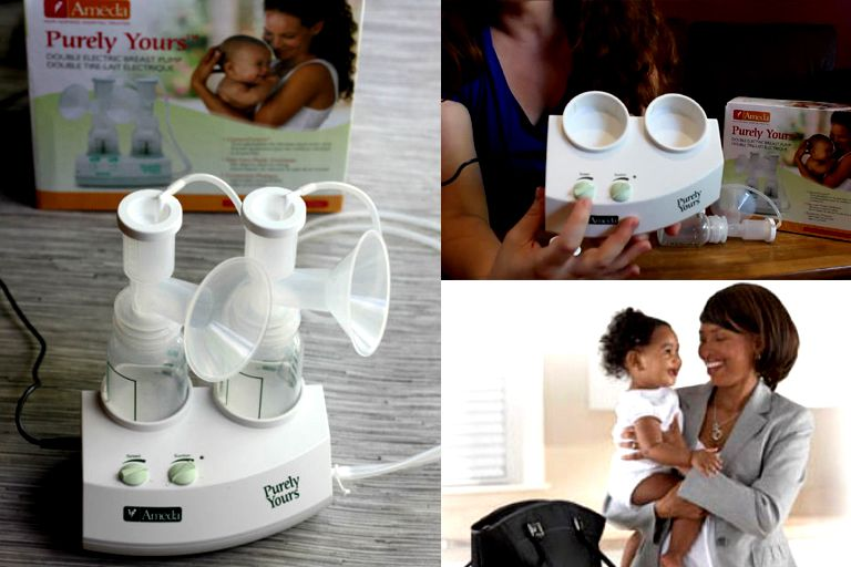 Ameda Purely Yours Breast Pump Review