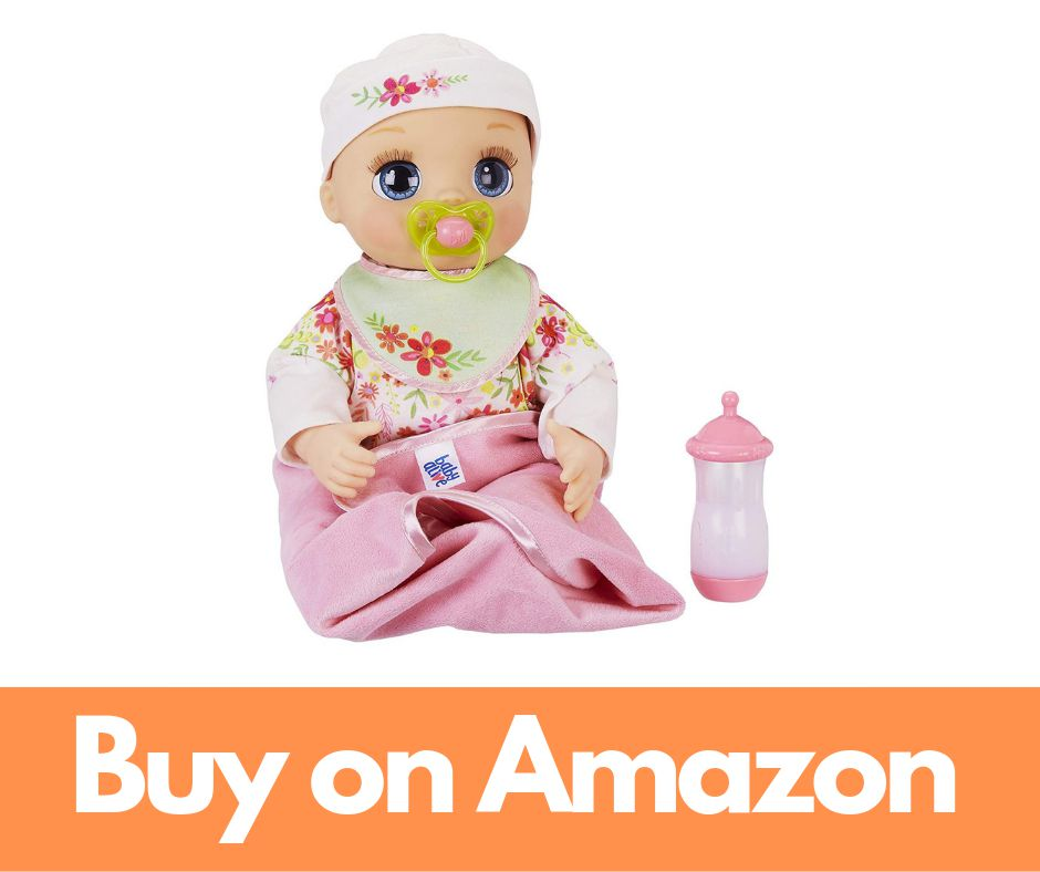 Baby Alive Real As Can Be Baby Review