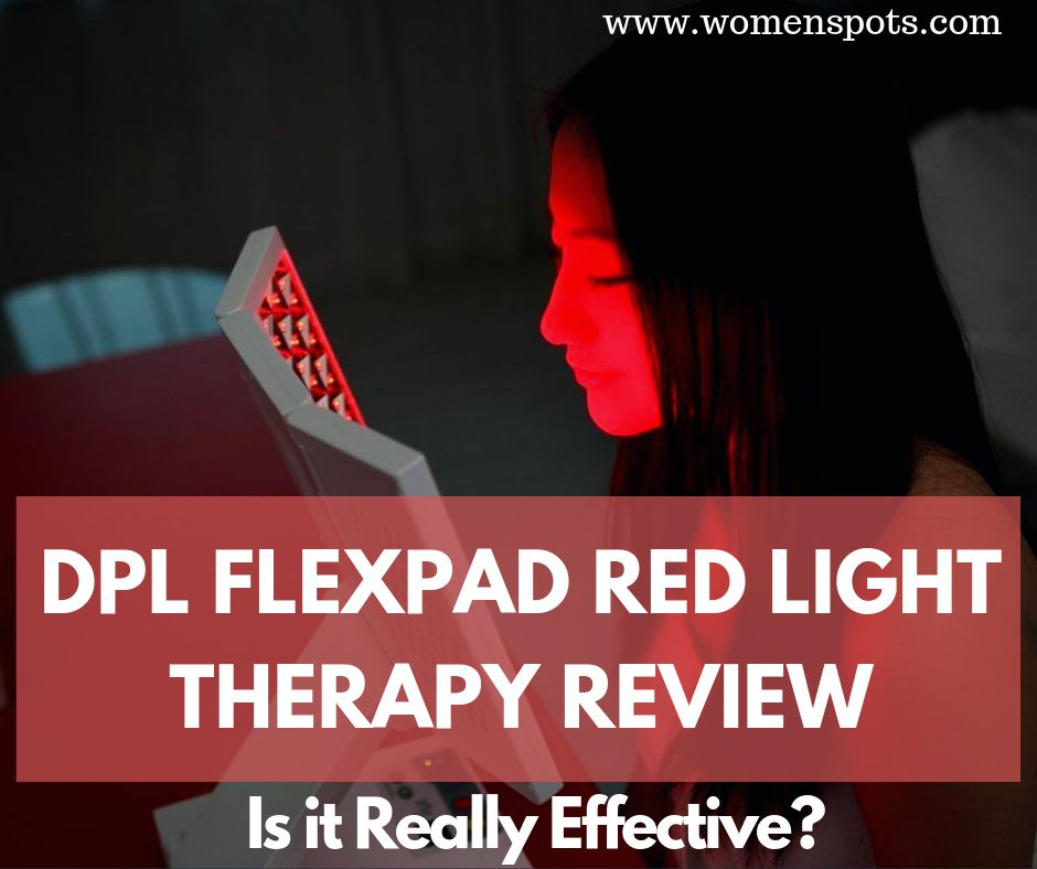 DPL Flexpad Red Light Therapy Device Review