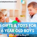 Gifts & Toys For 6 Year Old Boys