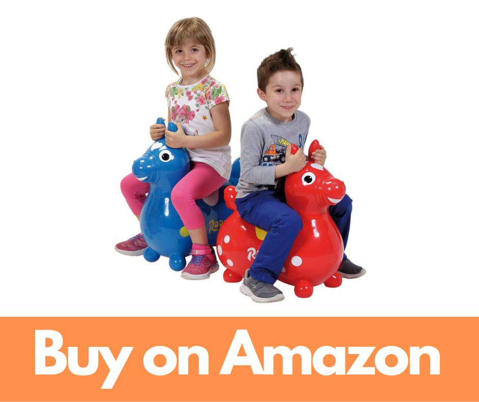 Gymnic Rody Horse Sport Review