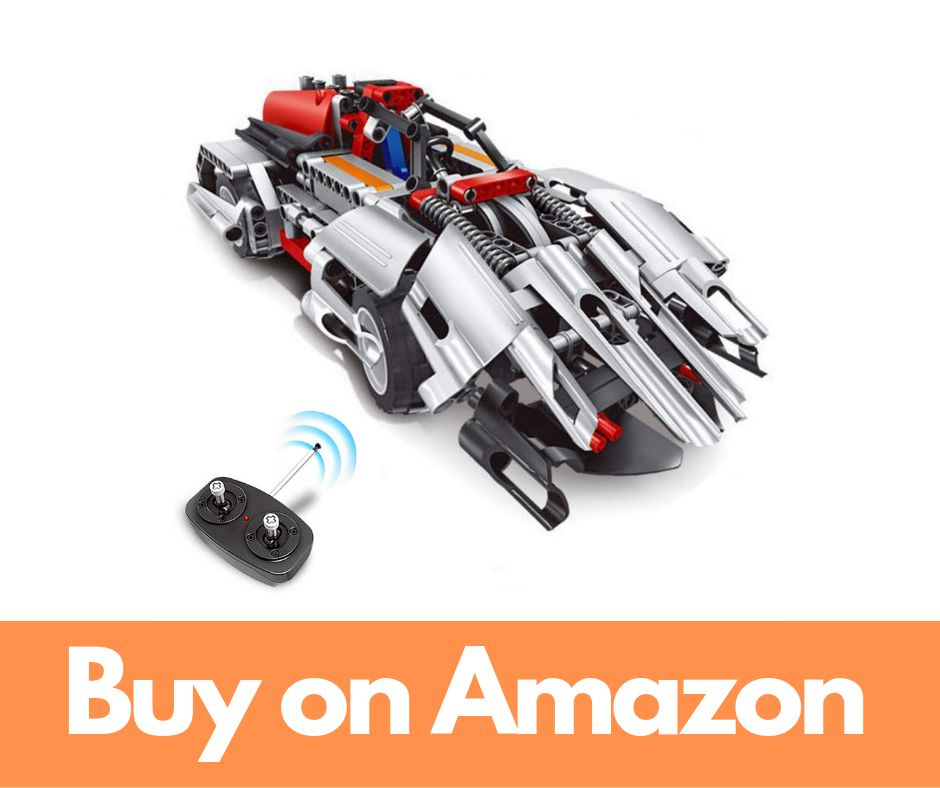 RC Car Engineering Toys for Kids