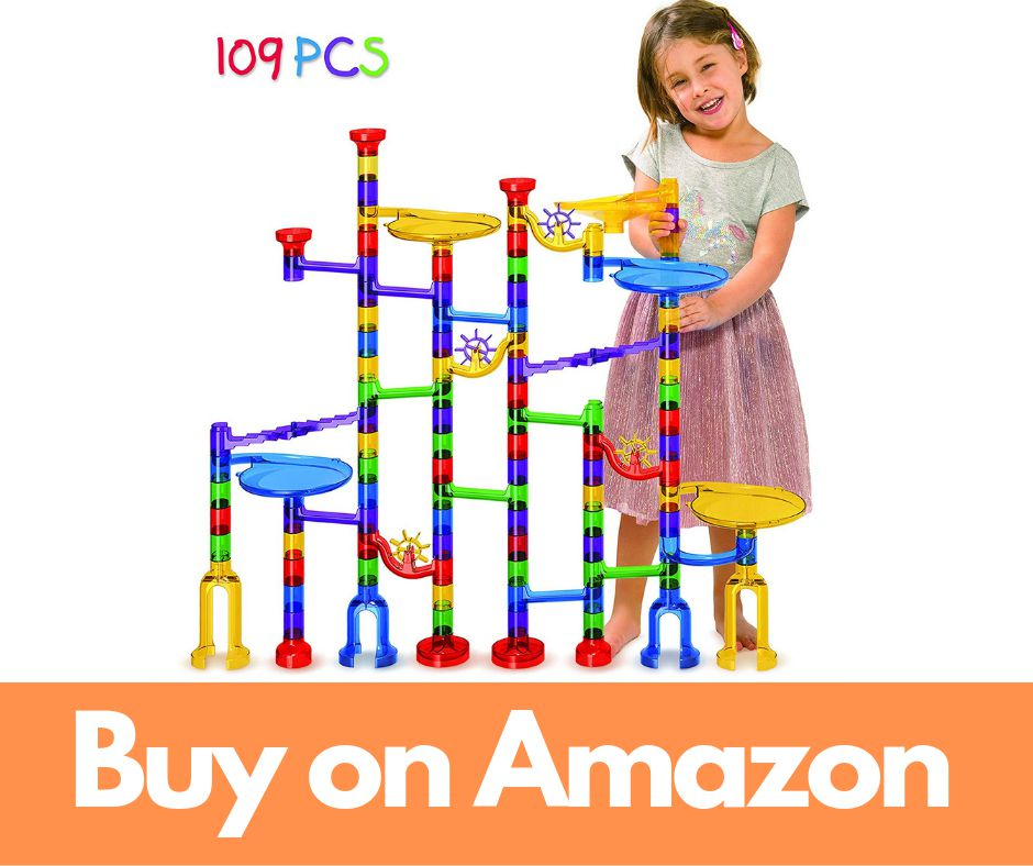Tomi Toys Marble Run Super Set - 109 Pieces Review
