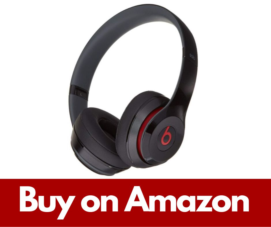 Beats Solo 2 WIRED On-Ear Headphones