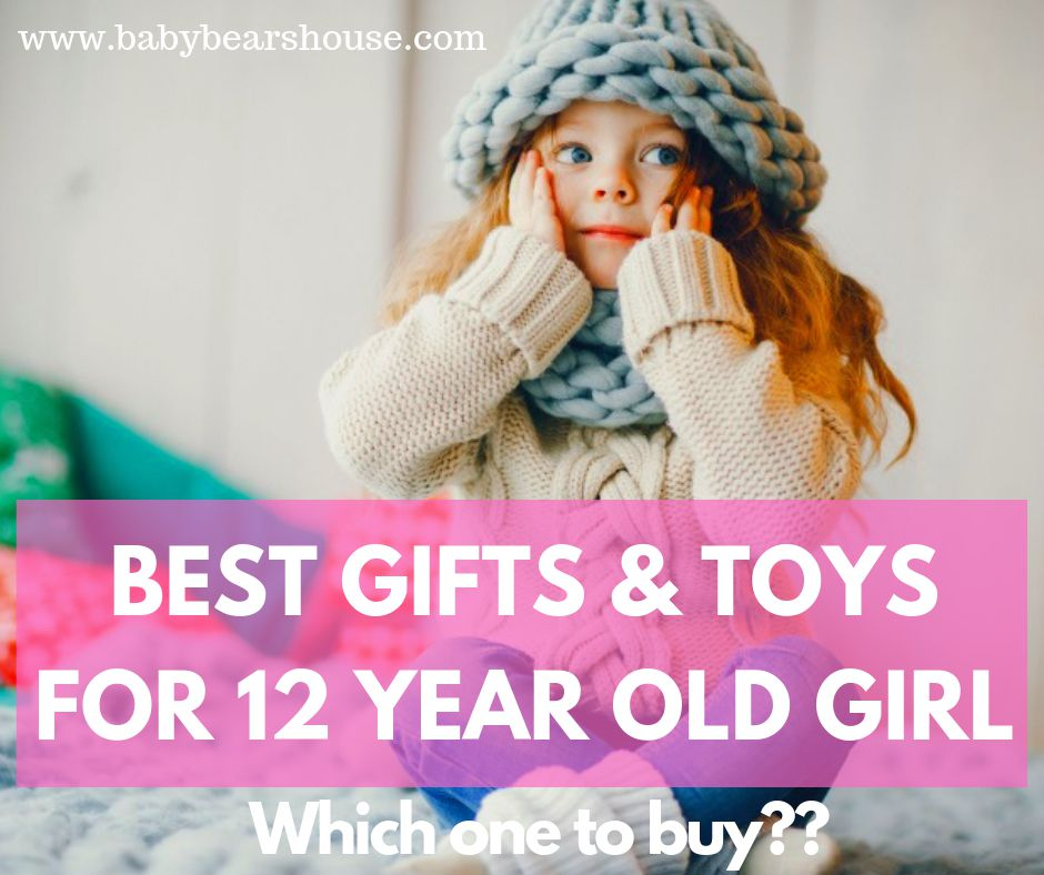 Best Gifts & Toys for 12 Year Old Girl