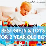Gifts for 2 Year Old Boys