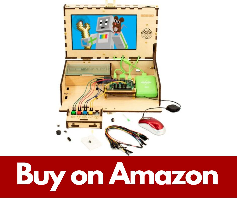 Hands-On STEM Learning Toy with Minecraft