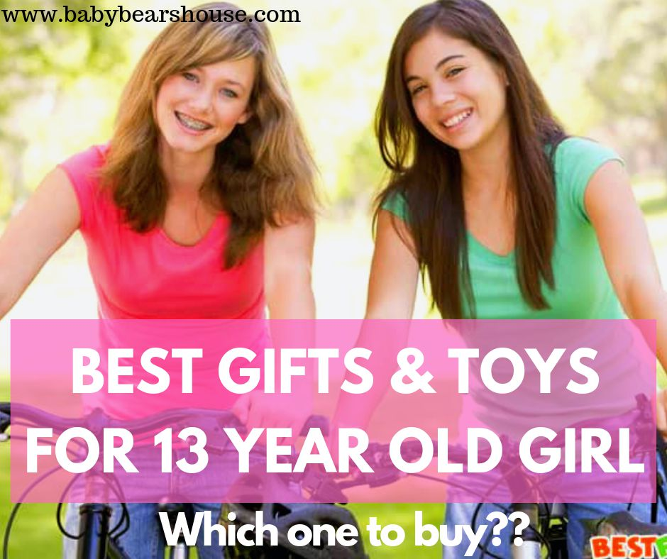 Gifts for 13 Year Old Girl