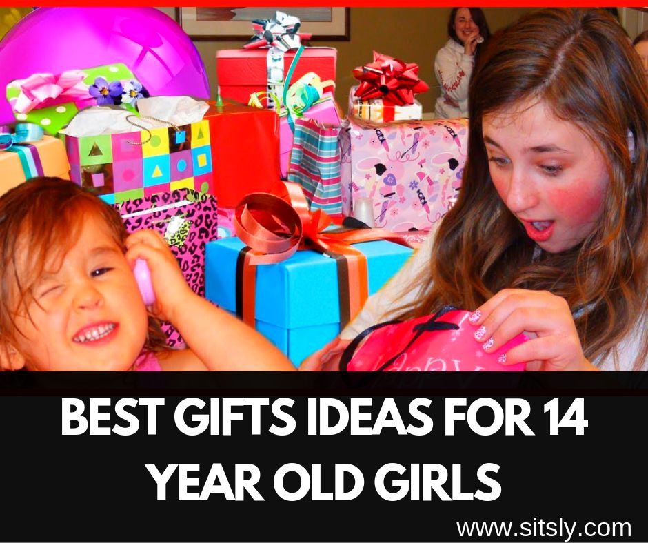 Gifts Ideas For 14 Year Old Girls