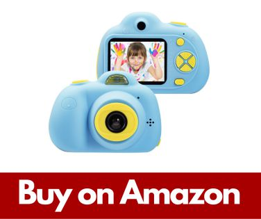 Kids Toys Camera for 3-6 Year Old Girls Boys