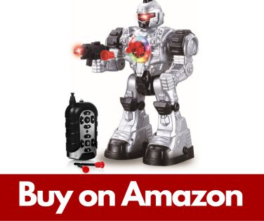 Play22 Remote Control Robot Toy - Robots for Kids Superb Fun Toy