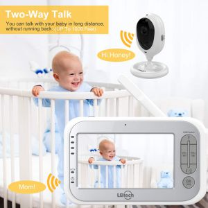 LBtech Video Baby Monitor with Two Cameras Review