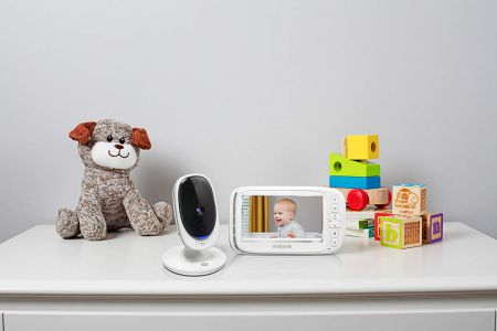 Motorola Comfort 50-2 Video Baby Monitor and 2 Cameras Review