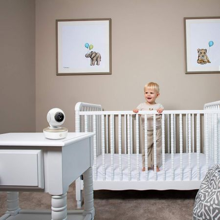 Motorola MBP50-G2 Video Baby Monitor and 2 Cameras Review