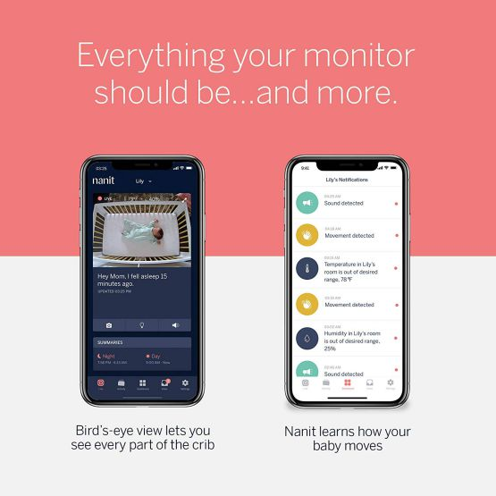 nanit complete monitoring system
