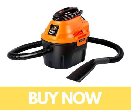 ArmorAll A255 2hp WetDry Vacuum Review