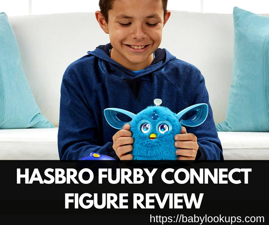 Hasbro Furby Connect Review